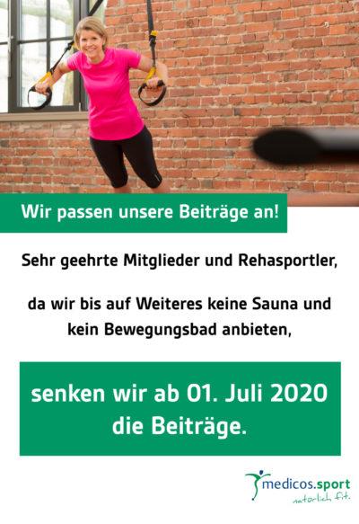 medicos.sport Fitnessstudio Osnabrück Willkommen